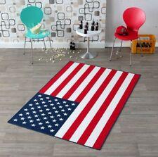 Trend Teppich 134 X 200 Cm USA Flagge Amerika Cm-6