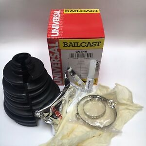 Universal Split CV Boot Kit Bailcast Stickyboot Easy Driveshaft Gaiter Repair