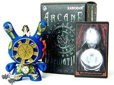 Wheel of Fortune - Kidrobot Arcane Divination Dunny Series Open Figure