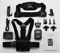 GUARDIAN D5 BODY CAMERA CAMCORDER SECURITY CCTV IR NIGHT VISION 64GB 1440P HD