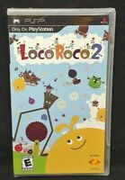 LocoRoco 2 - Sony PSP 2 Game Playstation Portable Tested + Working Loco Roco