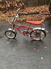 New ListingSchwinn 1969 Chicago Apple Krate Stingray Bicycle, Original Parts