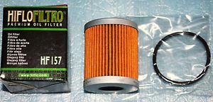 1 filtre à huile Hiflofiltro HF157 KTM 250 400 450 520 525 625 690 SX EXC MXC XC