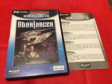 STARLANCER UBISOFT ERIN CHRIS ROBERTS WING COMMANDER PRIVATEER USATO FUNZIONANTE