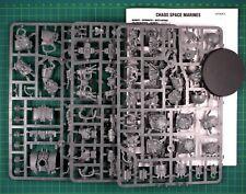 CHAOS SPACE MARINES höllenschlächter HelBrute Warhammer 40k 10667