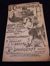 Partition The bell ringer Léo Daniderff Music Sheet