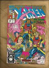 Uncanny X-Men #282 1991 First Bishop in X-Men 2nd Print gold cover Marvel comics