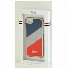 Case Cover Jaym Made in France IPHONE 6 6S 7 8 Blue Silver Red
