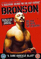 *NEW*  Bronson   TOM HARDY (DVD) . FREE UK P+P .................................