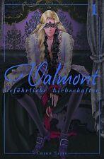 Valmont - Gefährliche Liebschaften 01 von Chiho Saito (2013, Taschenbuch)