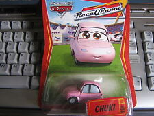 DISNEY PIXAR CARS CHUKI RACE ORAMA