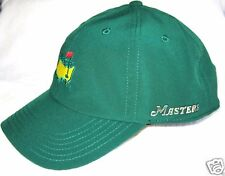 2018 Augusta National Masters Green PERFORMANCE SLOUCH Golf Hat