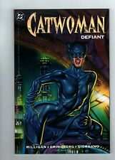 Catwoman Defiant TPB #1 From DC Comics 1992