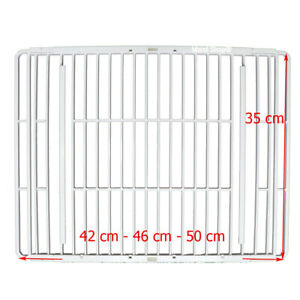 Griglie estensibili per frigo congelatore misure variabili da: 42-46-50cm x 35cm