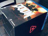 PS4 Playstation 4 Doom Collector's Edition Empty Box (NO GAME) Bethesda