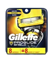 Gillette Proglide Shield 8 count Authentic Factory Sealed Free Shipping