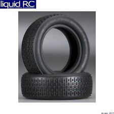 JConcepts 3017-05 Bar Codes 2.2 Front Buggy Tires Gold compound(2)