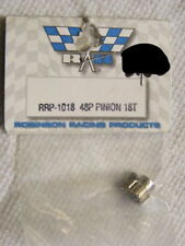 RRP #1018 Robinson Racing Steel 48P Pinion Gear (3.17mm Bore) (18T)