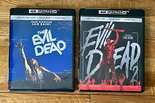 The Evil Dead 1 & 2