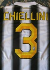Maglia Camiseta Shirt Trikot JUVENTUS Nike 3 CHIELLINI Size M Season 2011