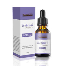100% PURE RETINOL + VITAMIN E - RETINOL ANTI-WRINKLE SERUM  1.0 OZ