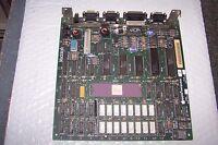 Macintosh 512K Logic Board 630-0118 with Silver RAM & original ROM set