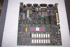 Macintosh 512K Logic Board 630-0118 with Silver RAM & original ROM set