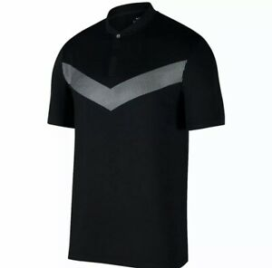 New NWT Nike Dry TW Vapor Reflect Golf Polo Size 3XL BV0501 010 Tiger Woods