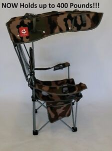 New CAMO Renetto 3.5 HEAVY DUTY, Original Canopy, mesh insert