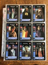YOUNG JEDI - THE JEDI COUNCIL - COMPLETE SET (140) - TJC - CCG
