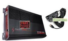New Precision Power Trax1.2000D Ppi Monoblock 2000W Subwoofers 2 Ohm Amplifier