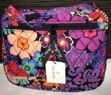 Vera Bradley Petite Crossbody Floral Fiesta Bag