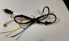 """InstaPot Replacement Power Cord Plug OEM Genuine Lux Interngrated 34"""""""
