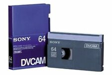 Sony DVCAM Camcorder Tape