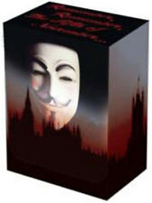 Guy Fawkes Deck Box Legion GAMING SUPPLY BRAND NEW ABUGames