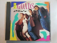 THE GOADS JAMMIN' 8 TRK PRE-OWNED CD 80's CHRISTIAN POP VOCAL MUSIC RARE HTF OOP