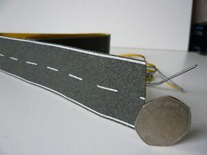 """2' 4"""" N Gauge, self adhesive road."""