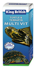 King British Turtle And Terrapin Multi Vit Multi Vitamin Supplement 20ml