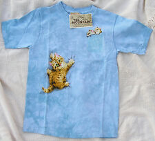 """NEW - The MOUNTAIN T-Shirt-"""" Creepin up"""" Child's XL"""