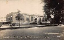 Real Photo Postcard Office Malleable Iron Range in Beaver Dam, Wisconsin~109284