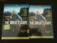 The Great Escape Dvd, 2009, 2-Disc Set, Collectors Edition
