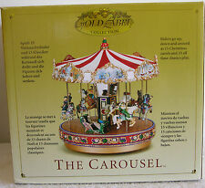 MR. CHRISTMAS GOLD LABEL WORLD'S FAIR CAROUSEL