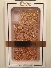 Case-Mate Karat Series Hard Case for Apple iPhone X 10 - Rose Gold NEW