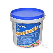 (EUR 14,00/kg) MAPEI Keralastic T - Polyurethanklebstoff, weiß, 10 kg