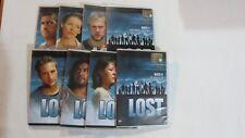 LOST - PRIMA SERIE STAGIONE COMPLETA - 8 DVD 25 EPISODI+CONTENUTI SPEC. [dv10M]