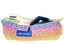 Chillbo Shwaggins Inflatable Couch – Cool Inflatable Chair. Upgrade Your Camping