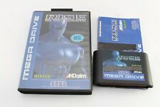 Megadrive Juego Rise Of The Robots Pal UK Completo