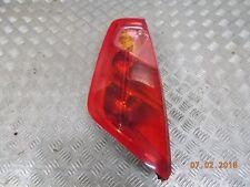 FIAT GRANDE PUNTO 2009 N/S PASSENGER SIDE COMPLETE REAR LIGHT