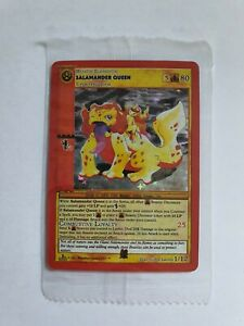 Metazoo Cryptid Nation 1st Edition Salamander Queen SEALED IN HAND UK