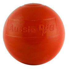 Aussie Dog Staffie Ball 240mm - Orange